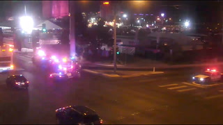Initial police response to Oct. 1 shooting