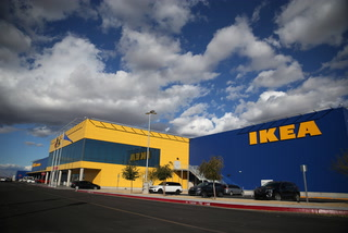 A worker at Ikea's Las Vegas store has tested positive for the coronavirus – VIDEO