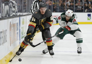 Golden Knights' Mark Stone up for Selke Trophy