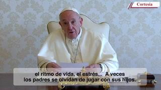 Las intenciones del Papa Francisco a las familias para el mes de julio