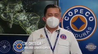 Estas son las condiciones del clima en Honduras para este jueves