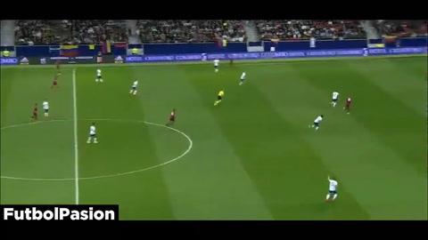 Venezuela vence 1-3 a la Argentina de Leo Messi