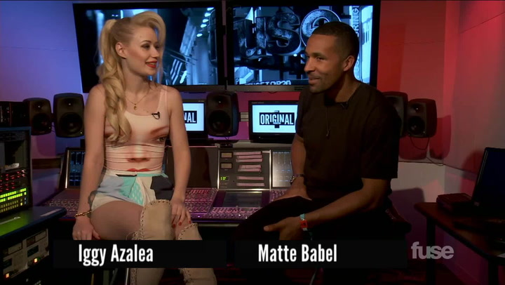 Interviews: Iggy Azalea on Nas Making Her Tough, Why T.I. Signed Her