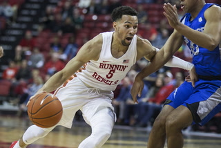 UNLV Earns Redemption Against Air Force, 77-72 – VIDEO