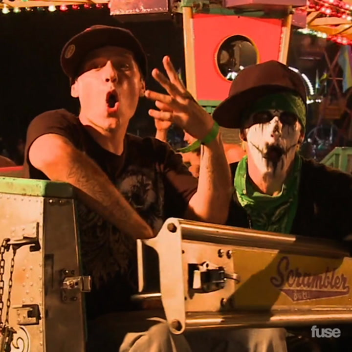 """Vanilla Ice, Coolio & More Answer """"What Is A Juggalo?"""""""