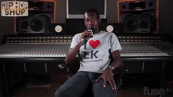 Shows: Hip Hop Shop: The MixDown: Khemist Previews Debut 'Puzzle Pieces'