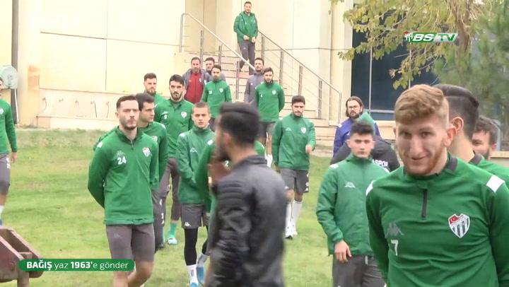 Bursaspor Taraftarı Tesisleri Ziyaret Etti