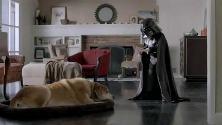 Los mejores anuncios de la Super Bowl: Volkswagen-Darth Vader 2011