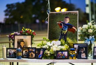 Las Vegas homicide lieutenant discusses house fire murder-suicide – VIDEO