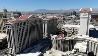 Caesars furloughing about 90% of US workers