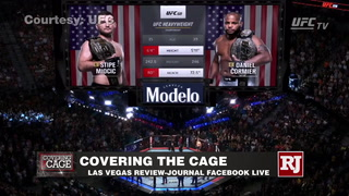 Covering The Cage: Ufc 226 Co – Main And Main Event Recap.