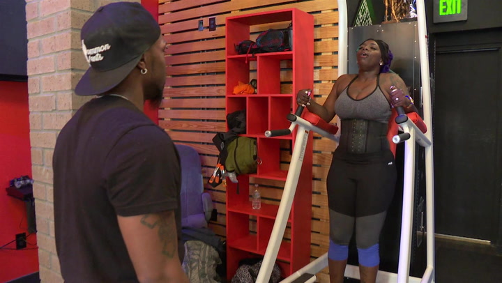 Skip and Tootie Hit The Gym: Deleted Scene