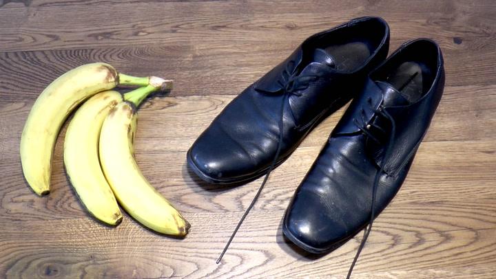 Skokrise? Gni dem inn med bananskall