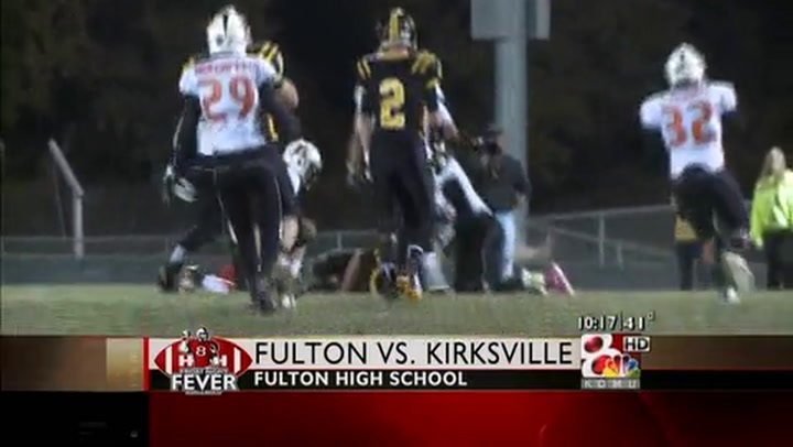 Kirksville at Fulton FNF Week Nine