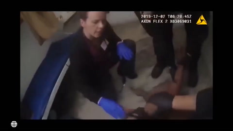 Divulgan video de la muerte de un afroamericano bajo custodia en Estados Unidos