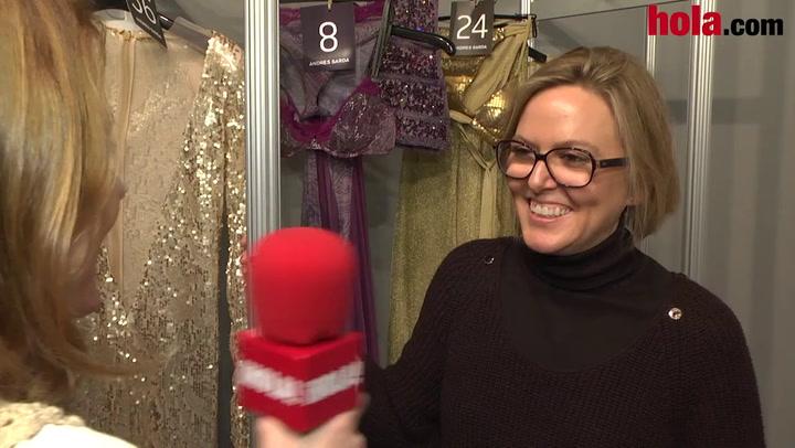 Nuria Sardá: 'Nuestra colección es una canto a la vida y al Carpe Diem'