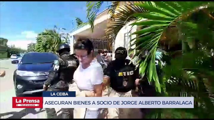 Aseguran bienes a socio de Jorge Alberto Barralaga en La Ceiba - La Prensa de Honduras