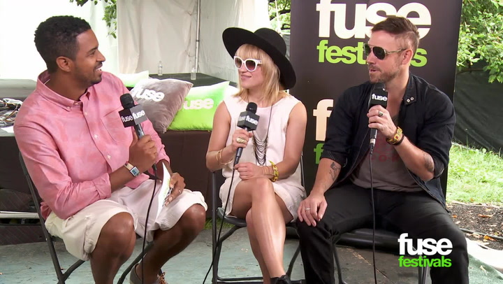 Interviews: Lollapalooza 2014: Airborne Toxic Event