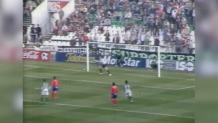 Assunçao: The Ultimate Betis Free Kick Taker