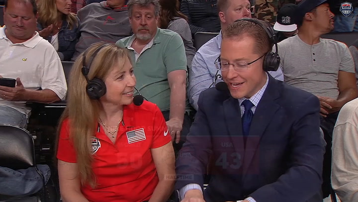 MAYO CLINIC AND USA BASKETBALL // DOCTOR DIANE DAHM INTERVIEW