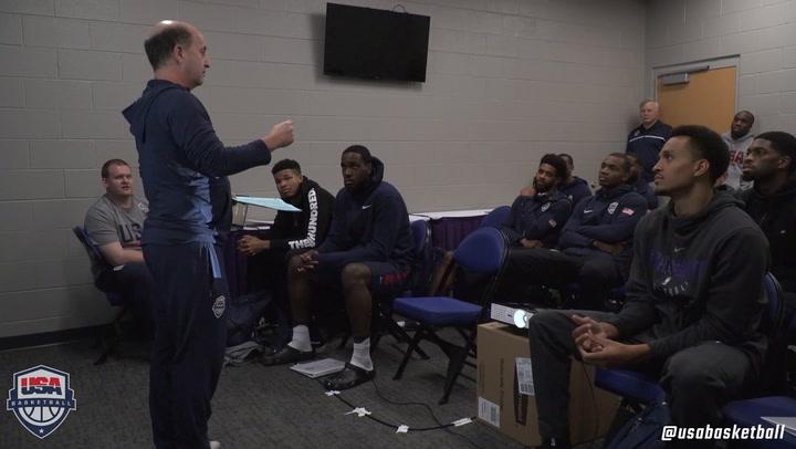 USA Men's 2017 World Cup Qualifiers Feature - Head Coach Jeff Van Gundy