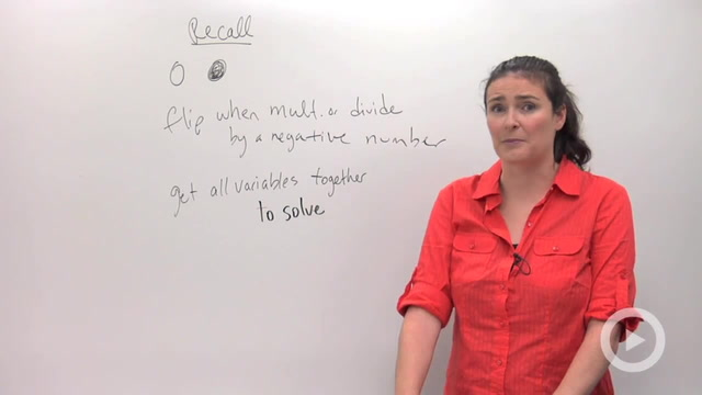 Solving and Graphing Multistep Inequalities