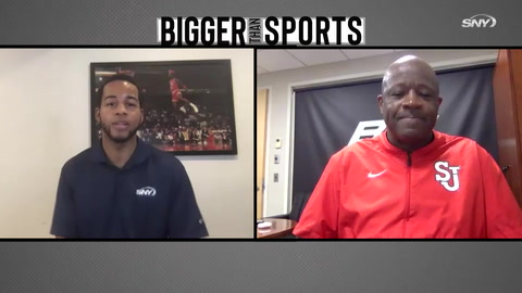 Bigger Than Sports: Mike Anderson on the lack of Black head coaches in the NCAA