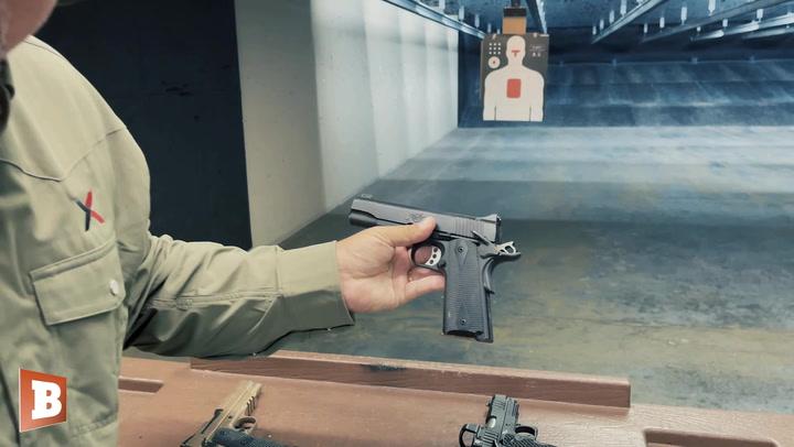 AWR Hawkins: Meet the Semi-Automatic Firearm That's 110 Years Old