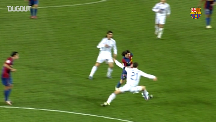 The Best Of Leo Messi's 50 Hat-Tricks