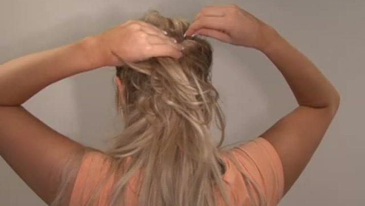 Hvordan enkelt sette opp håret