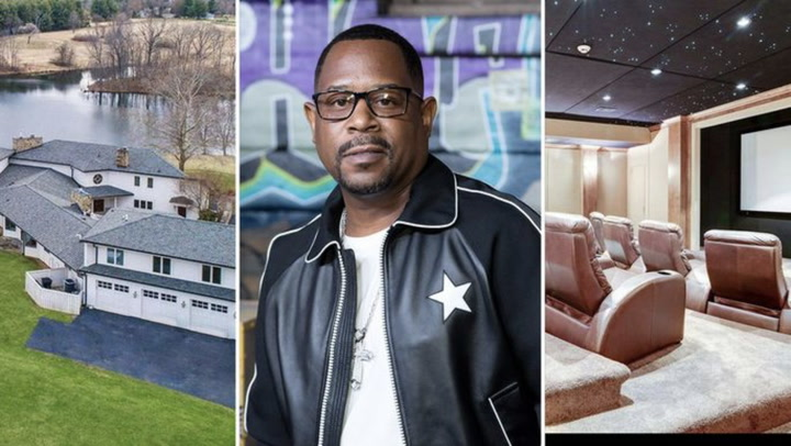 Martin Lawrence Selling Virginia Ranch for $8.5M ... Damn!