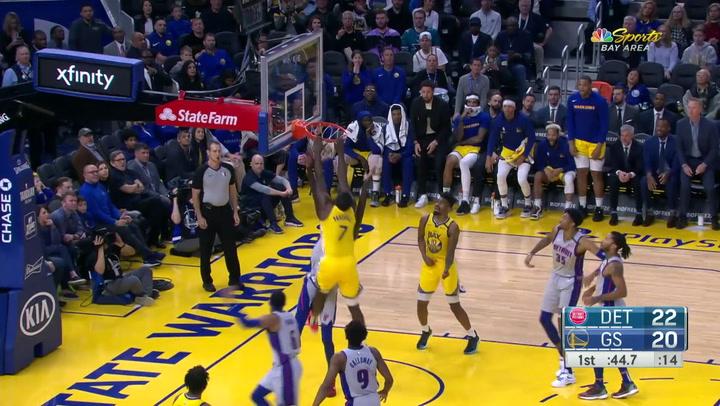 Las 10 mejores jugadas de la jornada de la NBA del 4 de enero 2020