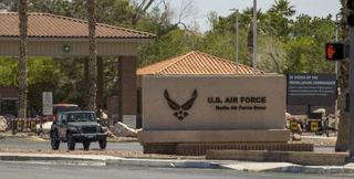 Air Force veteran suspect in Nellis master sergeant's death – VIDEO