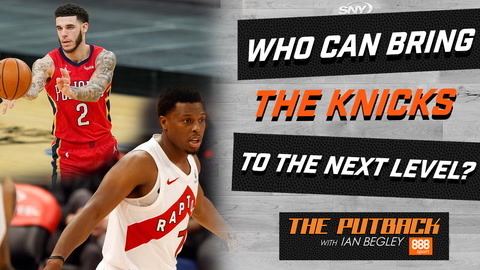 Which point guard could take the Knicks to the next level? | The Putback Extra