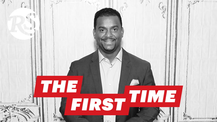 Alfonso Ribeiro on His First Time Hosting 'America's Funniest Home Videos,' Doing 'The Carlton,' and More | The First Time