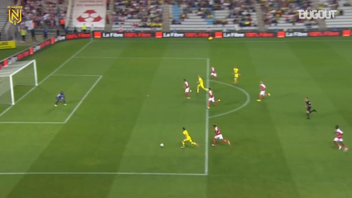 FC Nantes' last five goals against Stade de Reims