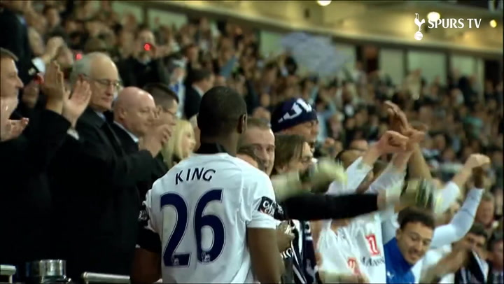 Ledley King's best Tottenham Hotspur moments