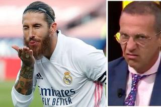 El troleo entre Sergio Ramos y Cristóbal Soria tras el Clásico: