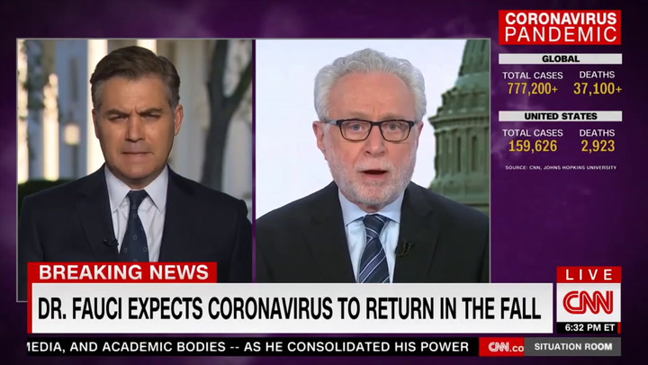 CNN's Acosta: W.H. Briefing Had 'PR Stunt' from 'Mr. Pillow' Plugging His Company