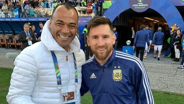 """""""Mi sueño también es jugar con Messi, si pudiera iría al PSG"""""""