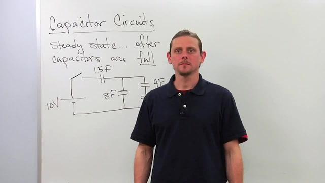 Capacitor Circuits