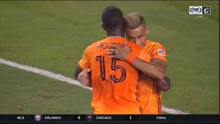 Se fue Elis pero quedó Maynor Figueroa; el capitán anota en empate del Houston Dynamo frente al Minnesota