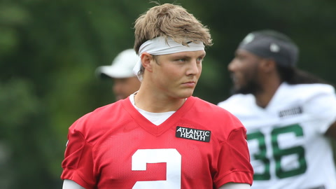 Zach Wilson still unsigned, when will he report to Jets training camp?