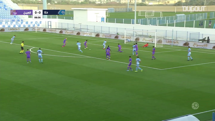 Arabian Gulf League: Hatta 0-3 Al Ain