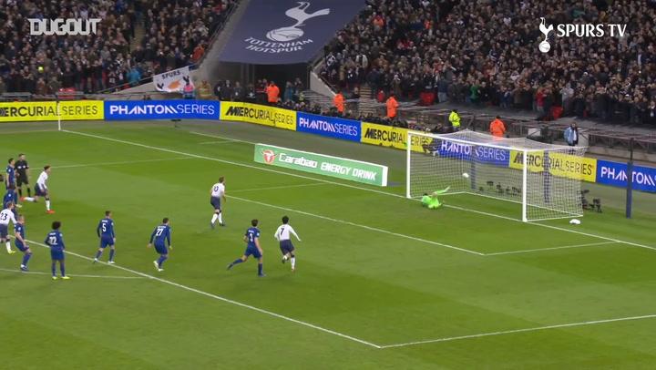 All of Harry Kane's 2019 Tottenham Hotspur goals