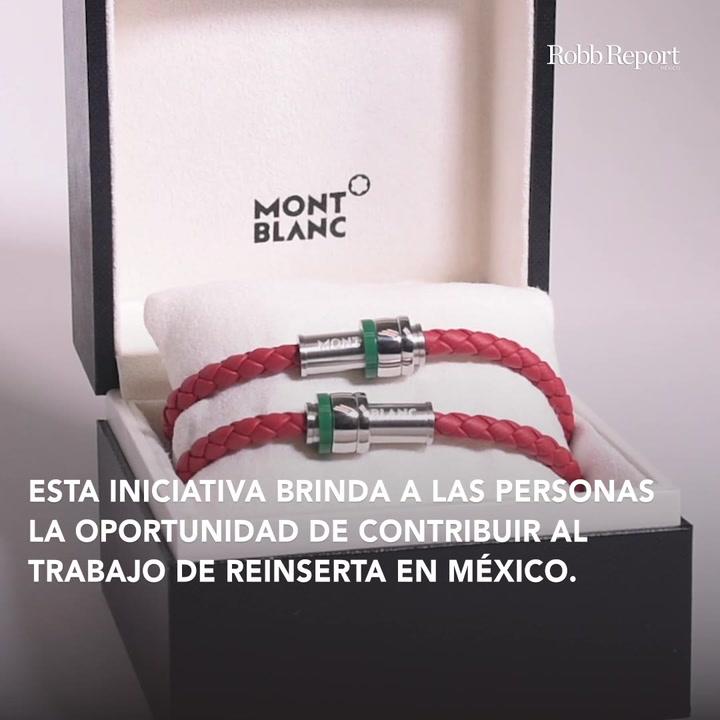 Esta edición especial de MontBlanc lucha por los derechos de los niños