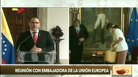 Venezuela expulsa a embajadora de la UE y le da 72 horas para dejar el país