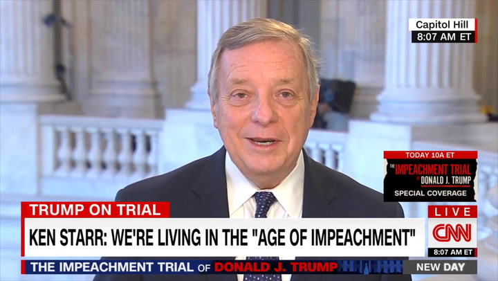 Durbin on Witness Swap: 'Baloney' - 'I Don't Believe There's any Sentiment for It'