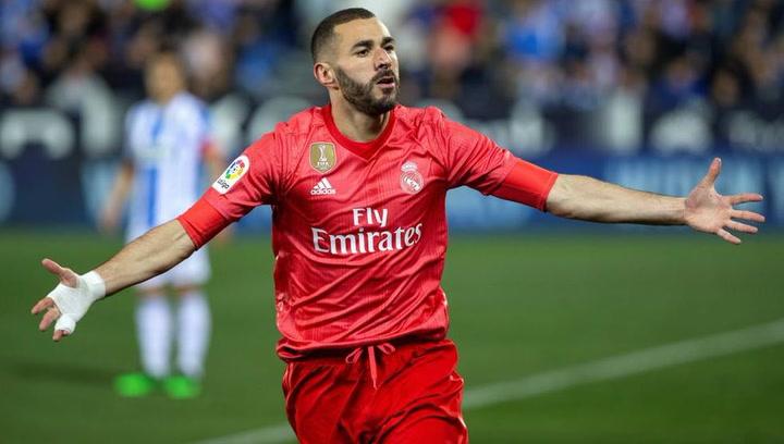 LaLiga: Leganés-Real Madrid. Gol de Benzema (1-1)