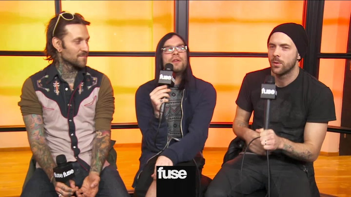 Interviews: The Used Share Top 5 Favorite Utah Bands